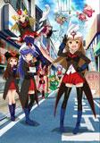 TVアニメ『ロボットガールズZ』