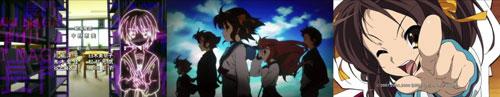 TVアニメ『涼宮ハルヒの憂鬱』第2期エンディング「止マレ!」
