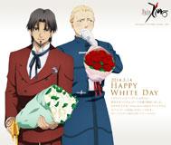 TVアニメ『Fate/Zero』ホワイトデーイラスト2014