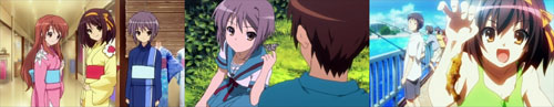TVアニメ『涼宮ハルヒの憂鬱』第2期「エンドレスエイト」(15499回目)