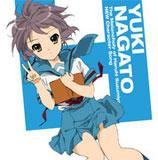 TVアニメ「涼宮ハルヒの憂鬱」新キャラクターソング Vol.02 長門有希