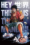HEY 世界, THIS IS THE MANGA!!