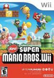Wii『ニュー・スーパーマリオブラザーズ Wii』