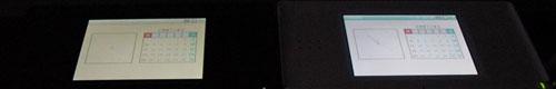 DS Lite 黄ばみ検証画像