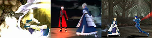AC『Fate/Unlimited Codes』スクリーンショット