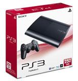 PS3 250GBモデル