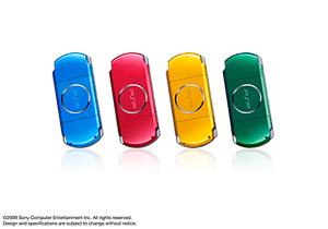 PSP-3000 CARNIVAL COLORS