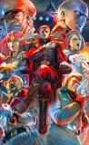 PSP/PS2『機動戦士ガンダム ギレンの野望 アクシズの脅威V』