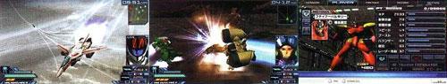PSP『MACROSS ACE FRONTIER』