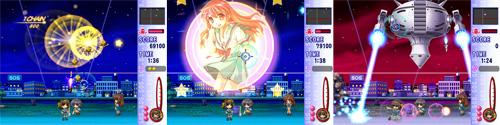 涼宮ハルヒの憂鬱の同人ゲーム「SOS弾」