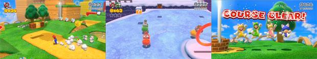 Wii U『スーパーマリオ 3Dワールド』 E3 2013