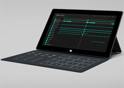 Surface Pro 2 Music Kit
