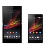 が6.4インチのフルHDスマートフォン「Xperia Z Ultra」