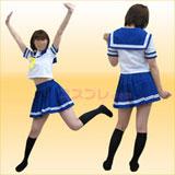陵桜学園セーラー服(半袖)
