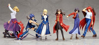 アルター FA4 TYPE-MOON collection BOX