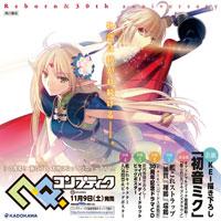 『ロードス島戦記』『Fate/stay night』コラボレーションポスター