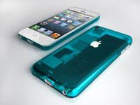 廉価版iPhoneのコンセプトイメージ