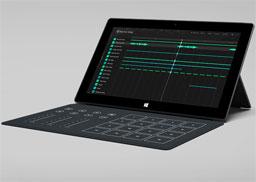 Surface Pro 2 Music Kit