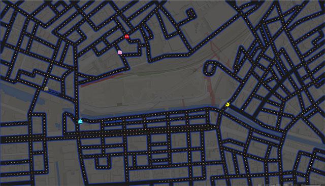 Googleマップ エイプリルフール2015